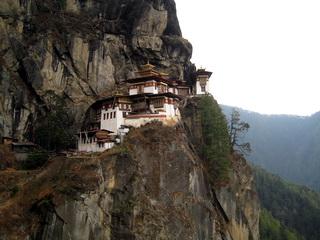 Бутан, дзонг