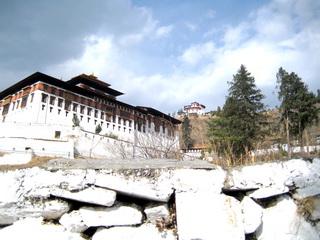 Бутан, храм