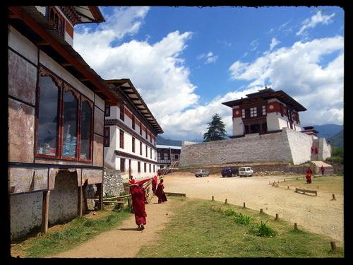 Бутан экскурсионный
