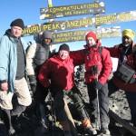 Килиманджаро, 22