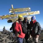 Килиманджаро, 23