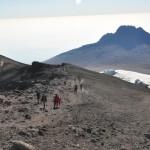 Килиманджаро, 4