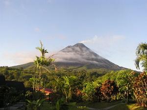 Коста-Рика, виды