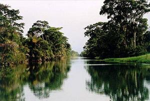 Коста-Рика, река
