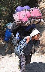 Непал, шерп