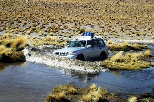 Перу-Боливия-Чили. Путешествие на джипах