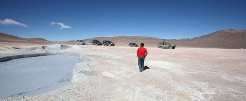Путешествие в Перу и Боливию