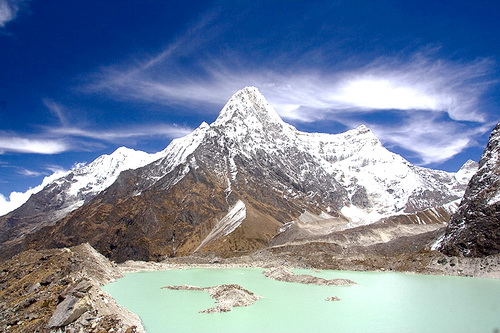 Треккинг в Непале, Лангтанг