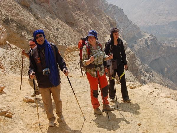Треккинг в Непале, Мустанг