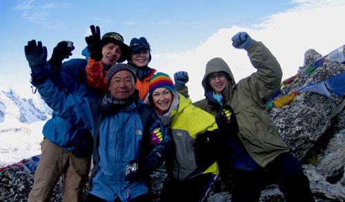 Треккинг в Непале, Эверест